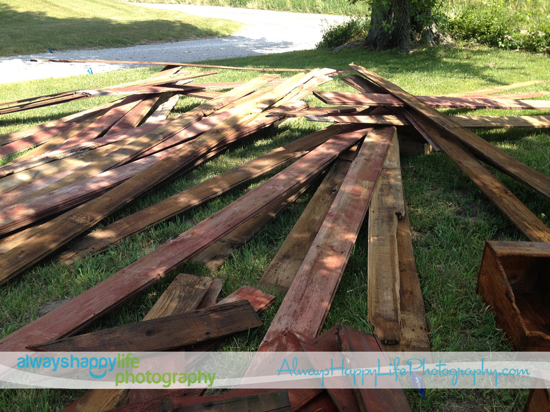 Old Barn Wood for Upcycle