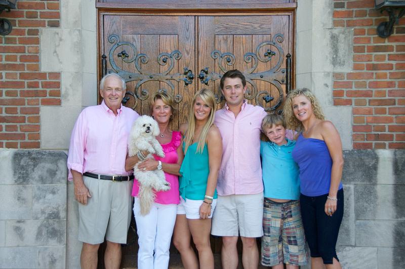 Best Family Portraits Old Door Chapel Culver Academies