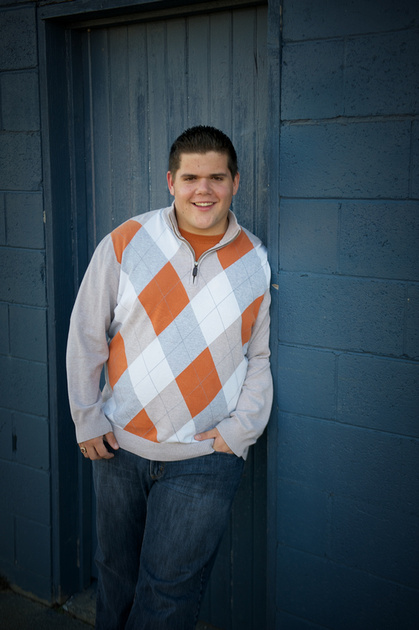 Justin {Senior} Class of 2014 | Culver High Schoool
