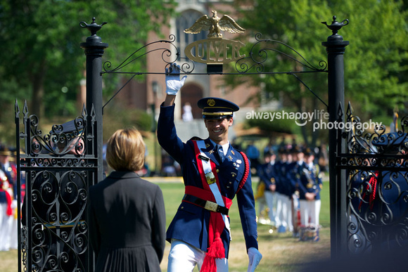 Culver Military Academy {Gate}
