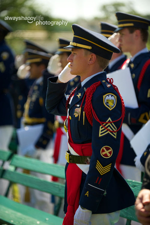 Culver Military Academy {Salute}
