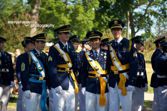 Friends Forever {Culver Military Academy}