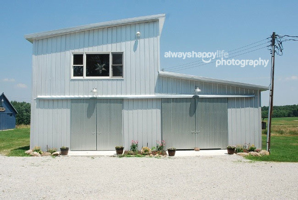 Always Happy Life Photography Barn Studio Renovation