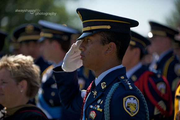Culver Military Academy {Respect}
