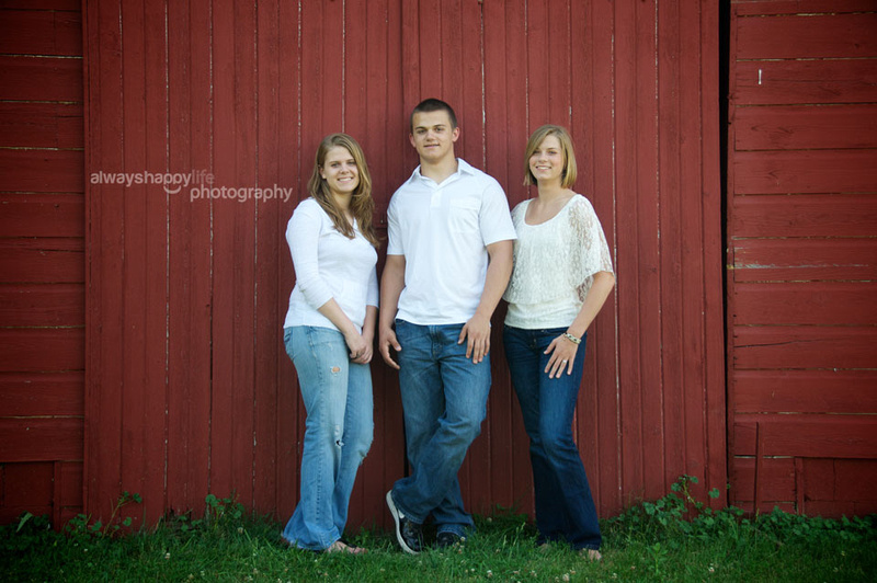 Siblings Brother & Sister Lifestyle Casual Portrait | Michiana Portrait Photography Studio