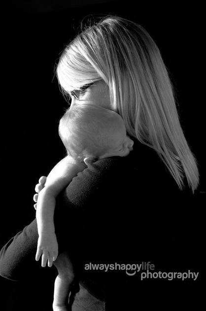 Newborn Snuggle