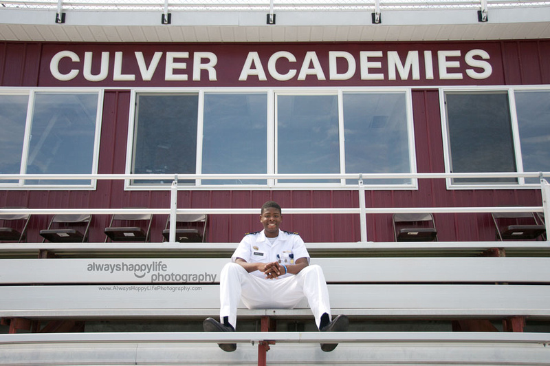 Upper Camper Proud of Accomplishments at Culver Academies